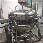 HJ-200蔬菜玉米電加熱夾層鍋
