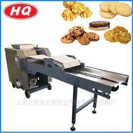 HQ-TSJ400实地工厂小型桃酥机 老款饼干成型机 长款型