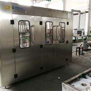 全自动液体定量灌装机生产线