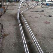 转弯网带输送机环保 水平直线输送