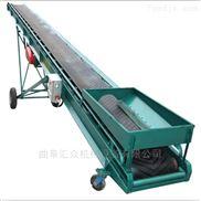 粮食输送机厂家热销 农业粮食运输机皮带输