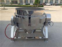 全自动燃气加热夹层锅价格