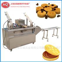 奶油饼干夹心机 果酱巧克力夹心饼干生产线