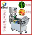 TS-Q118-双头蔬菜切片机 商用多功能切菜机