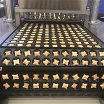 熊仔饼干机生产线
