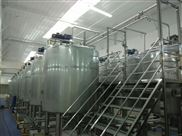 酵素飲料生產線