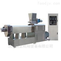 上海全自动非油炸食品生产线休闲膨化食品线