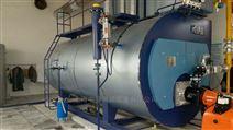 卧式0.5吨燃油燃气蒸汽工业锅炉
