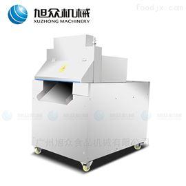 XZL-600商用肉制品加工厂鲜骨肉禽肉类自动切骨机