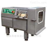 仿人工冻肉切丁机/颗粒机一次成型可调节