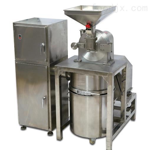 中药超细食品粉碎机,中药除尘不锈钢食品粉碎机,不锈钢食品粉碎机价格
