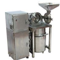 WN-300A哈尔滨啤酒厂除尘装置粉碎机 大麦打粉机