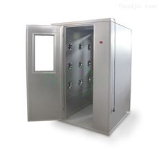 FLB-3600自动电子互锁加深双吹风淋室材质
