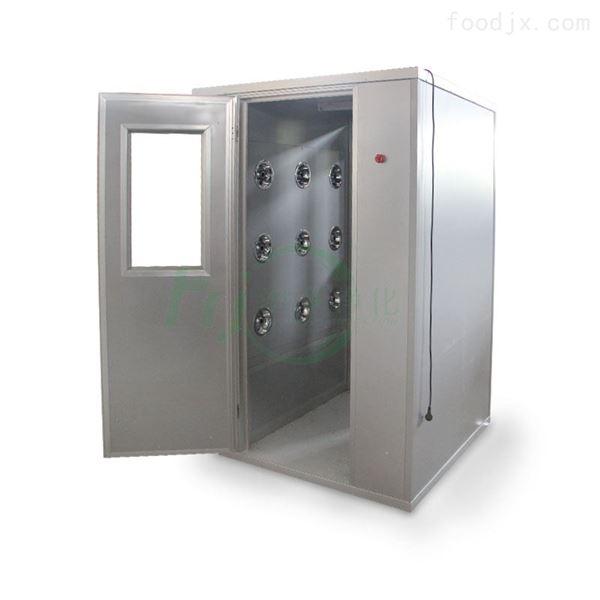 自动互锁彩钢板风淋室