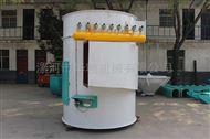 DMC52筒脉冲除尘器面粉厂配套设备