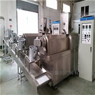 TSE65-3预糊化变性淀粉加工设备生产线