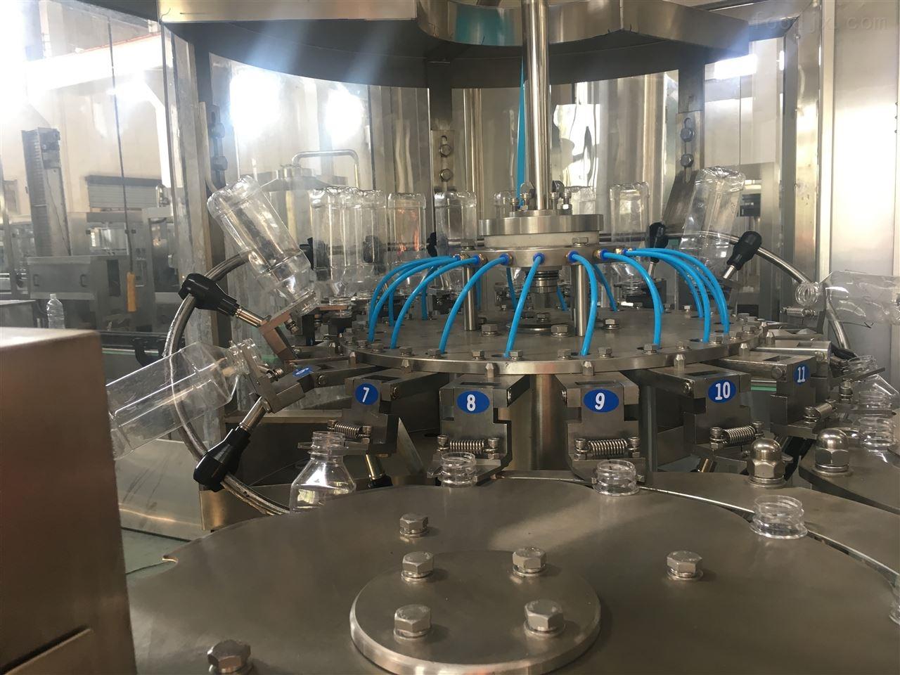 长期供应瓶装果汁灌装机设备