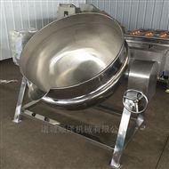 400炒面酱夹层锅、电加热夹层锅