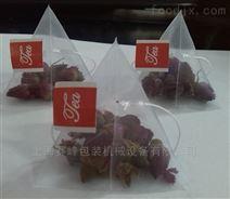 立体透明三角袋茶叶包装机
