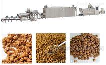 盛潤機械膨化狗糧貓糧加工設備