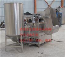 生产小龙虾油炸机设备