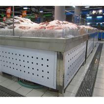 超市冰鲜台厂家直销。