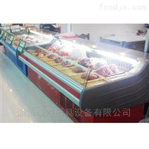 批发超市肉柜