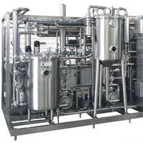 大型不锈钢多用途管式杀菌机