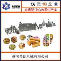 台湾米饼膨化设备