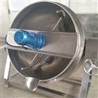 可倾式电加热搅拌夹层锅