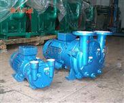 煤矿用2BE型水环式真空泵工作原理