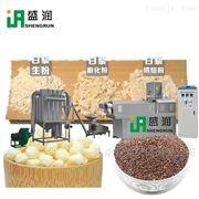 TSE65-III五谷杂粮营养粉快餐粥加工生产线
