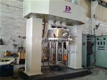 东莞5000升强力分散机 中性硅酮耐候胶设备
