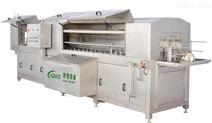 食品厂塑料周转箱清洗机