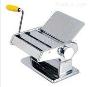 雙刀單刀小型不銹鋼家庭手搖面條機