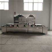 西安圣达微波藜麦烘焙机杂粮熟化设备
