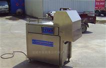 鸡肉冻肉切块机-火锅料系列肉丸肉板分割机