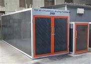 热风循环烘干炉  兴强20D型食品干燥房