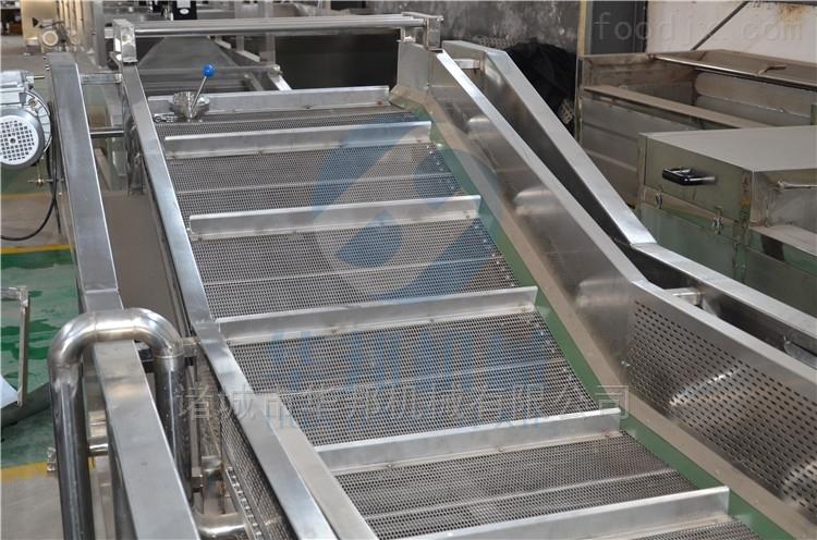 华邦气泡大枣清洗机 果蔬清洗设备生产厂家