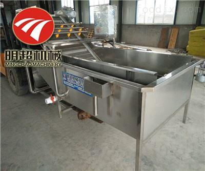 QZM-6芹菜切割加工设备清洗烘干