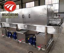 自动洗箱机生产厂家食品箱清洗机哪家好