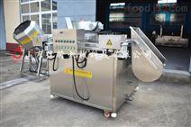 湛江炸洋芋丝油炸机,全自动燃气型油炸设备