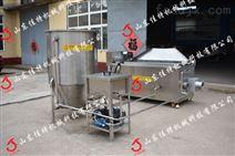 杭州炸馄饨自动保温油炸机