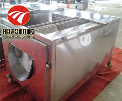 MCSY-4毛刷式马蹄清洗机去泥效果好