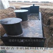 JF-屠宰废水处理设备工艺流程