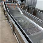 白山蔬菜清洗机原理 果蔬清洗设备构造