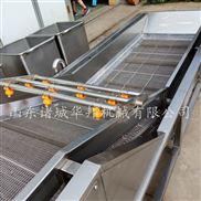 华邦生产鼓泡式蔬菜小白菜清洗机 两年质保