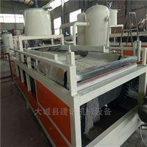 无机硅质聚苯板设备生产线硅岩板生产设备