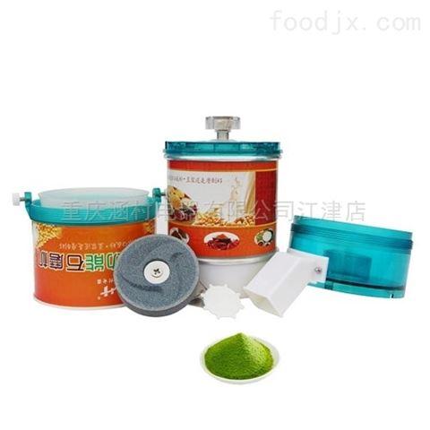 涵村牌小型多功能商用电动石磨豆浆机磨酱机