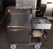 鱼类骨肉分离机 鱼肉采肉机整机不锈钢打造